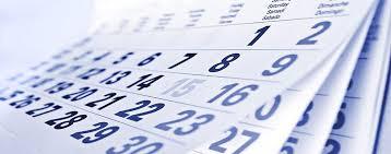 Calendario Ronda 2017/18